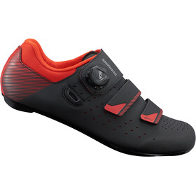 Shimano SH-RP400 Shoes Unisex Black/Orange Red